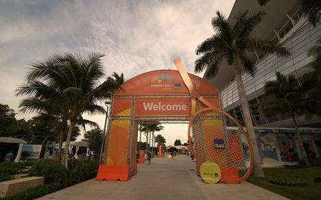 Entrada al Miami Open