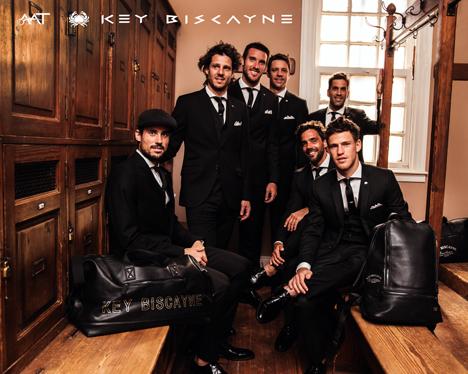 Team vestido Key Biscayne