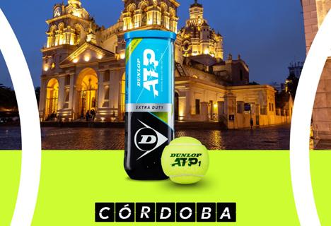 Dunlop ATP en Cordoba